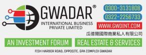Gwadar real estate dealers