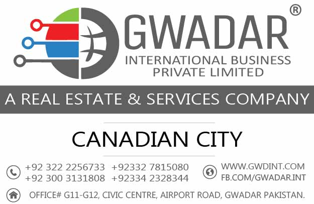 Gwadar Investment, Property of Gwadar