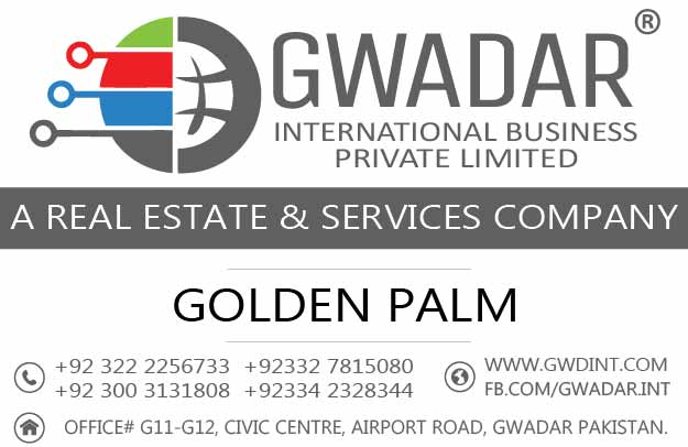 Golden Palm Gwadar by Gwadar International Business
