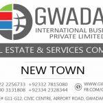 New town housing project Gwadar